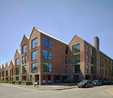 Moor's Nook Shortlisted for RIBA South East Awards
