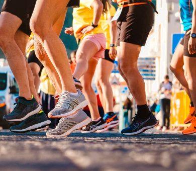 The Symmetrys Virtual Marathon